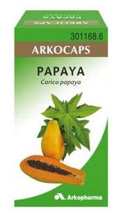 Arkopharma Papaya 42 Arkocápsulas