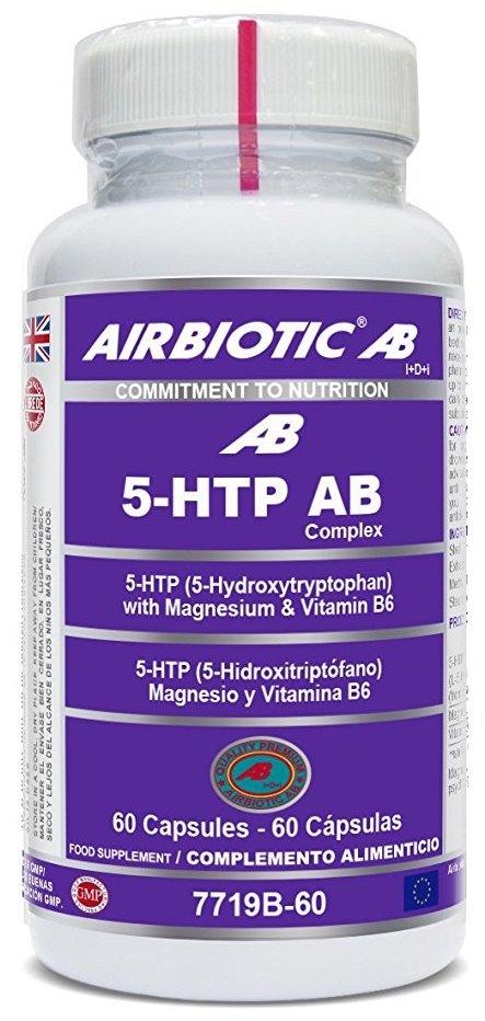 Airbiotic 5-HTP Complex 60 cápsulas