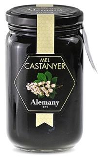 Alemany miel de castaño ecologica 500gr