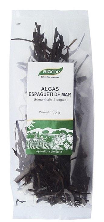 Biocop Algas Espagueti de Mar Bio 35gr
