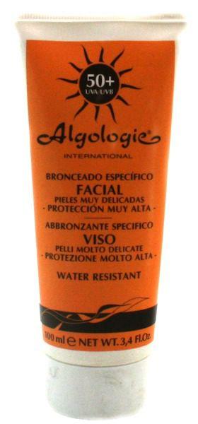 Algologie Crema Solar Facial F50 Plus 100ml