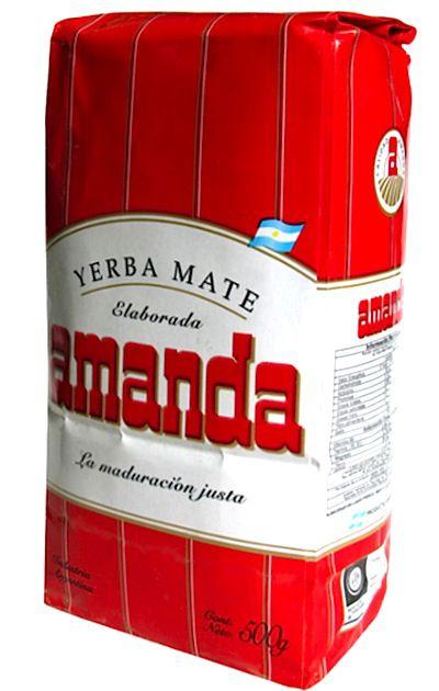 Amanda Yerba Mate 500g