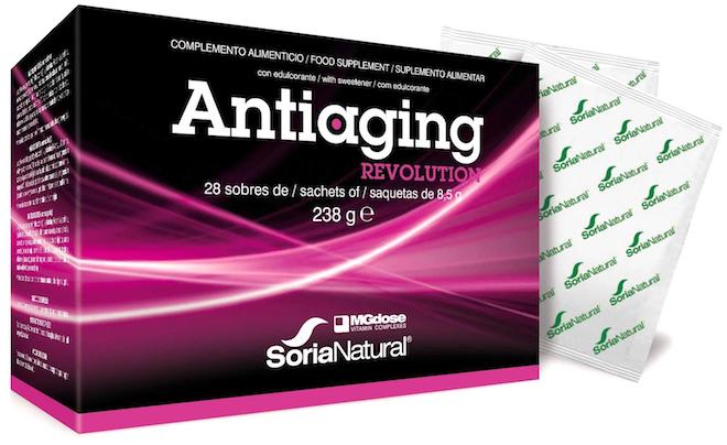 MGdose Antiaging Revolution 28 sobres