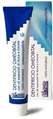Argital Dentifrico Omeobital Anís y Limón 75ml