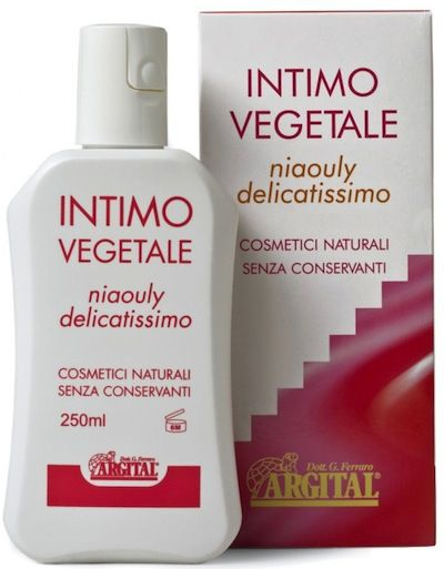Argital Gel Intimo Vegetal 250ml