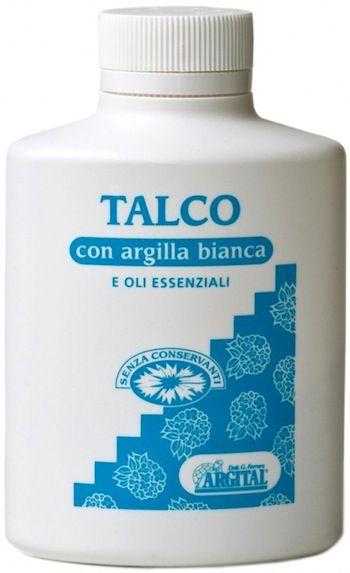 Argital Talco Desodorante 100g