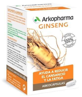 Arkopharma Ginseng 84 Arkocápsulas