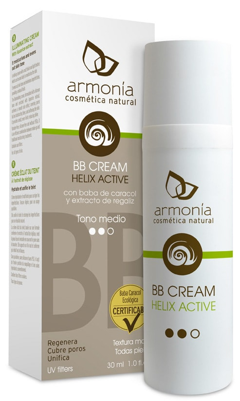 Armonia BB Cream Helix Active Bio tono claro 30ml