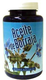 Artesanía Agrícola Aceite de Borraja 220 cápsulas