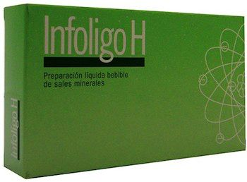 Artesanía Agrícola Infoligo H 20 ampollas
