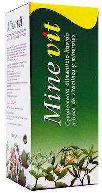 Artesanía Agrícola Minevit Jarabe 250ml