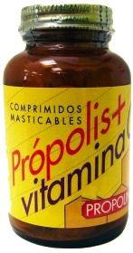Artesanía Agrícola Própolis con Vitamina C 50 masticables