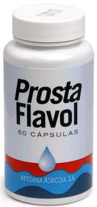 Artesanía Agrícola Prostaflavol 60 cápsulas
