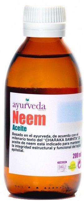 Ayurveda aceite de Neem 200ml