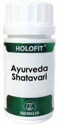 Equisalud holofit ayurveda shatavari 50 capsulas