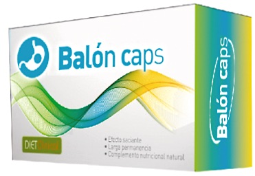 Diet Clinical Balon Caps 60 capsulas