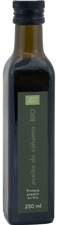 PAL Bioener aceite de cañamo Bio 250ml