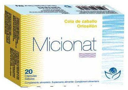 Bioserum Micionat 40 cápsulas