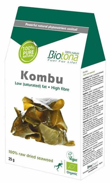 Biotona Algas Kombu 25gr