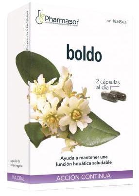 Pharmasor Boldo 30 cápsulas