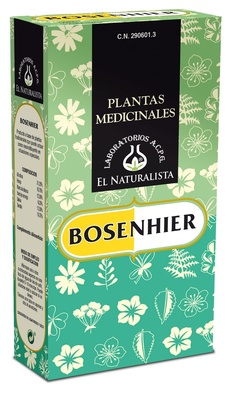 El Naturalista Bosenhier 100gr