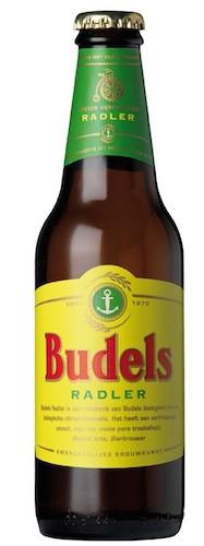 Budels Cerveza radler bio pack 6 unidades 30cl
