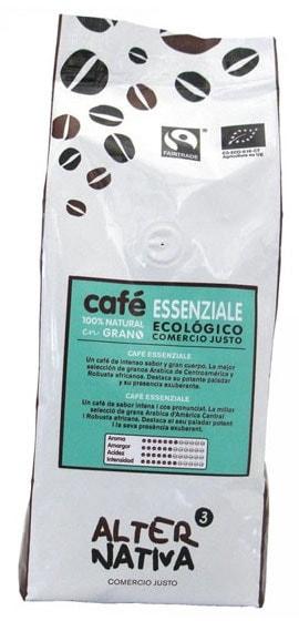 Alternativa 3 cafe en grano Bio Essenziale 500g