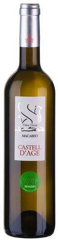 Castell D'Age Vino Blanc de Blancs 750ml