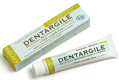 Cattier Dentargile Anís Anti-placa y Anti-sarro 75ml