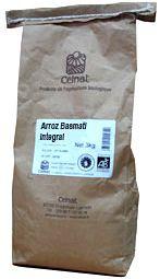 Celnat arroz Basmati integral Bio 3kg