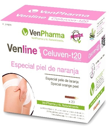 Venpharma Celuven T20 20 viales
