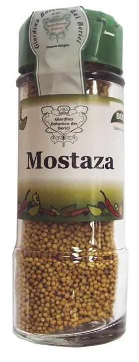 Biocop Mostaza en Grano Bio 60gr