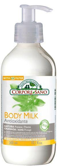 Corpore Sano Body Milk Gayuba y Granada 300ml