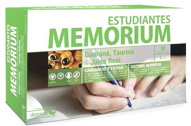 Dietmed Memorium Estudiantes 15 ampollas