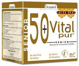 Drasanvi Vitalpur Senior 20 viales