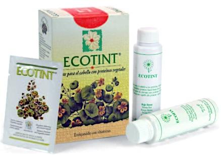 Ecotint tinte vegetal Rubio Ceniza 7C