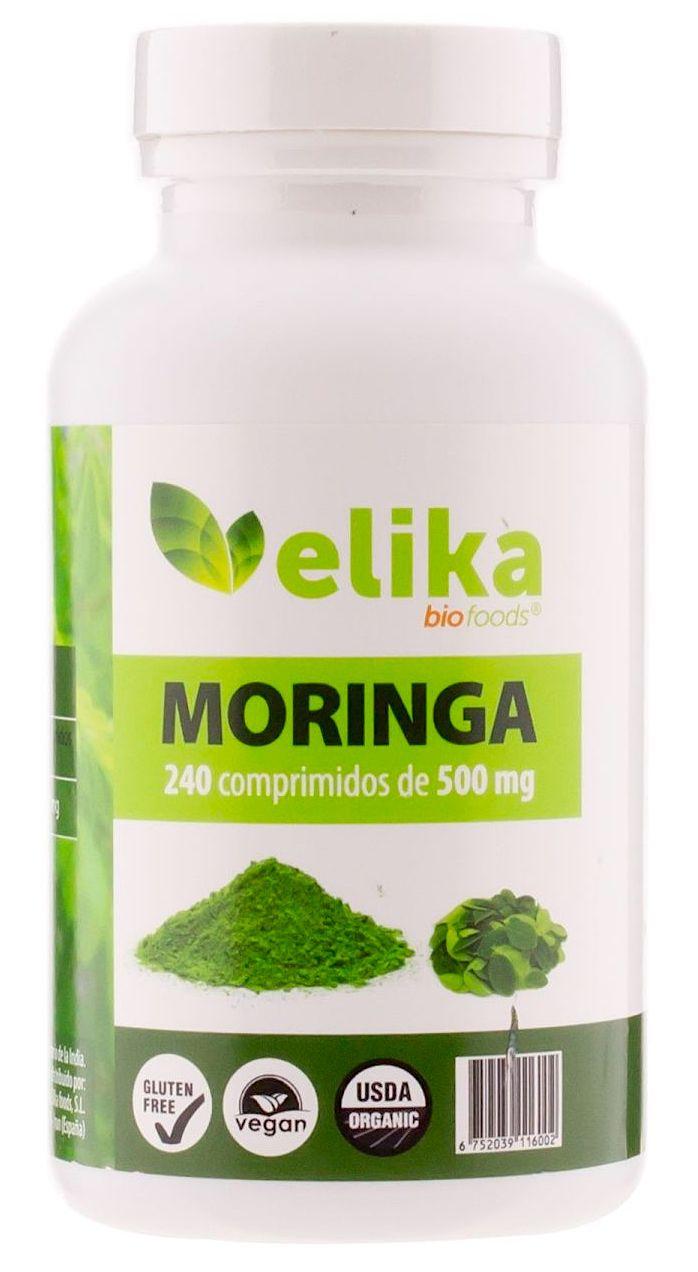 Elika Foods Moringa 240 comprimidos