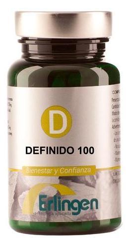 Erlingen Base Definido 100 60 comprimidos