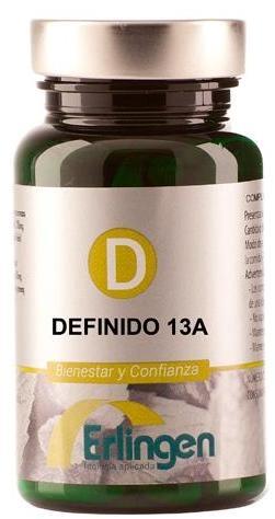 Erlingen Base Definido 13A 60 comprimidos