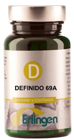 Erlingen Base Definido 69A 60 comprimidos