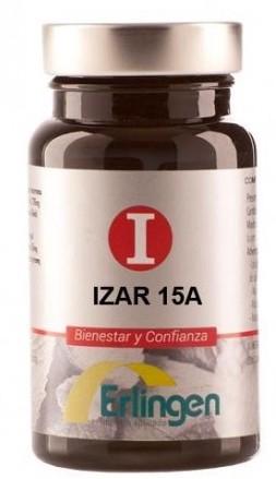Erlingen Izar 15A 60 comprimidos
