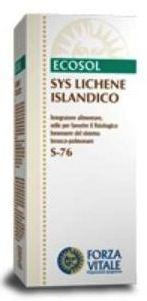Forza Vitale SYS Lichene Islandico 50ml