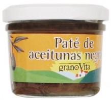 Granovita Paté vegetal con aceitunas negras 90g