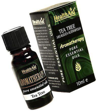 Health Aid Arbol del Té Aceite Esencial 10ml
