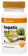 Plannatur Hepatic DRD 60 comprimidos