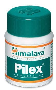 Himalaya Pilex 60 cápsulas