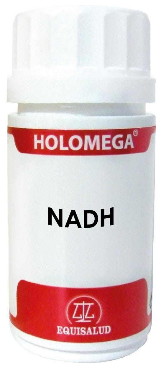 Equisalud holomega nadh 50 capsulas