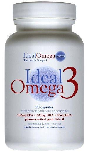 Ideal Omega 3 60 cápsulas