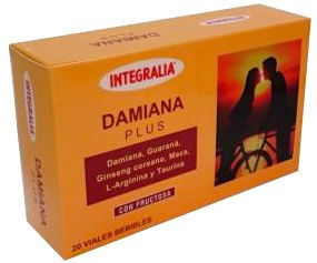 Integralia Damiana Plus 20 viales