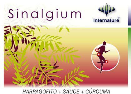 Internature Sinalgium 60 cápsulas